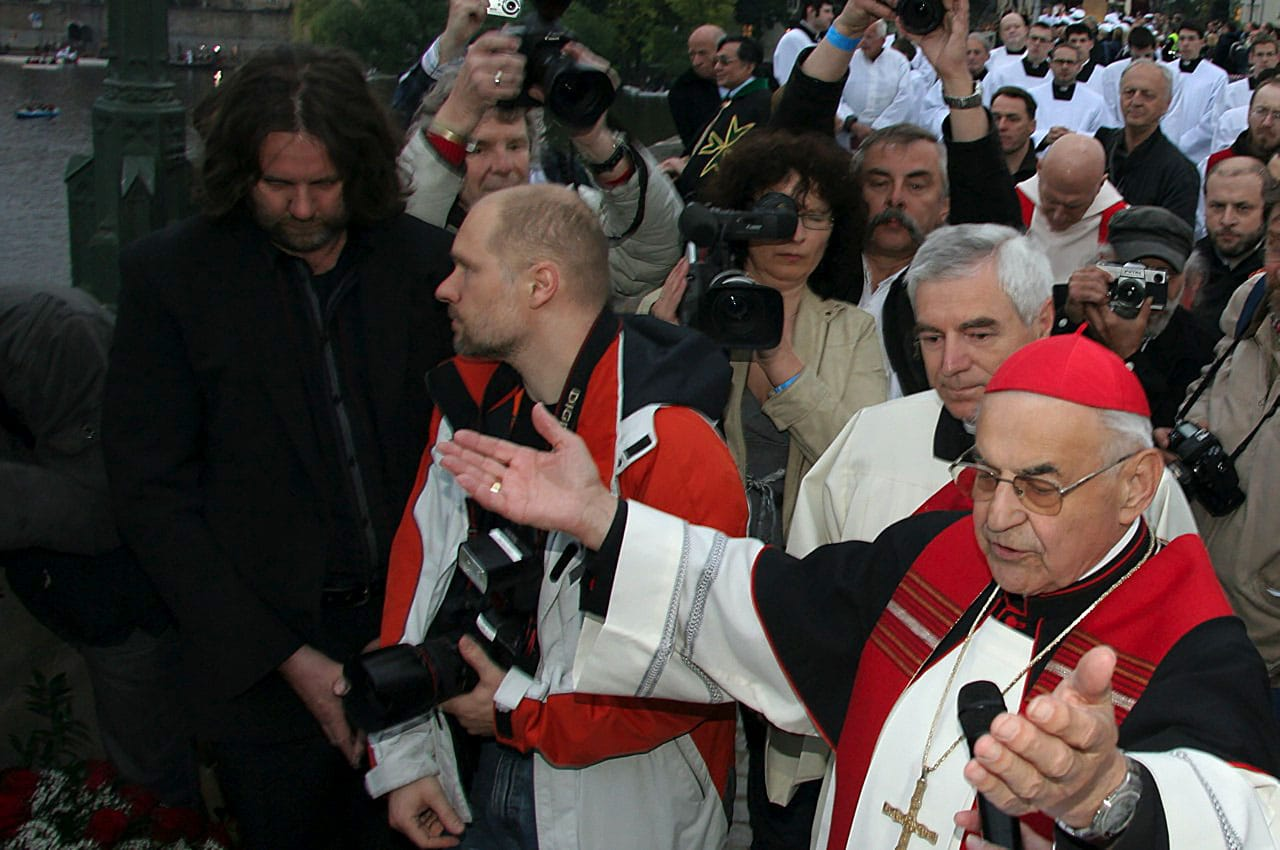 Vysvěcení Miloslavem kardinálem Vlkem