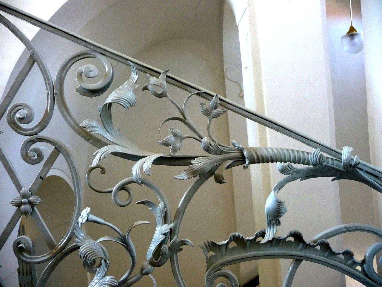 Kopie zábradlí schodiště